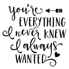 I think I'm in love with this design from the Silhouette Design Store! Silhouette Cameo Projects, Silhouette Design, Love Quotes For Him, Cute Quotes, Relationship Quotes, Relationships, Just In Case, Favorite Quotes, Motto