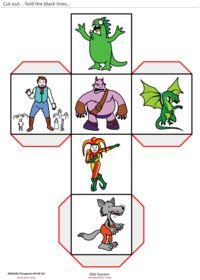 Symbol Cubes