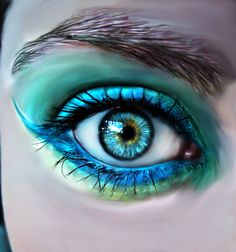 I would love to have this professionally done.  Beautiful colors to go with my blue/green eyes.