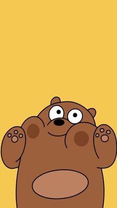 we bare bears wallpaper Cute Panda Wallpaper, Cartoon Wallpaper Iphone, Bear Wallpaper, Iphone Background Wallpaper, Cute Disney Wallpaper, Kawaii Wallpaper, Aesthetic Iphone Wallpaper, Animal Wallpaper, We Bare Bears Wallpapers
