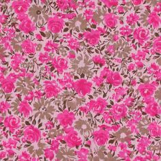 Cotton Rose Dream 2 - Cotton Fabricsfavorable buying at our shop