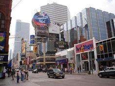Toronto, Ontario Canada- Downtown