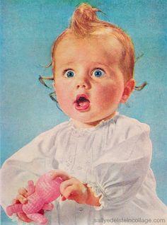 Risultati immagini per vintage baby ads