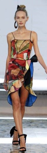 Juan Vidal Mercedes-Benz Fashion Week Madrid  Spring Summer 2013-14