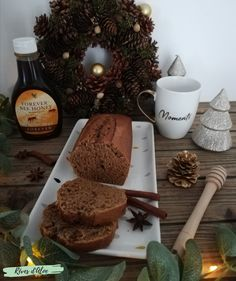 Laura Lee, Cheese, Instagram, Food, Honey, Gingerbread Loaf Recipe, Forever Products, Cinnamon, Sweet Treats