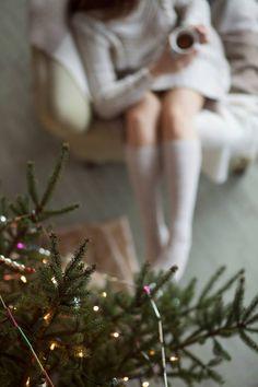 Christmas mood /// allthebeautifulthings - Lazy Sunday