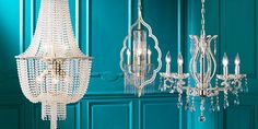 Glamorous Chandeliers - Ended July 3, 2013 - Designer Décor | Home ...
