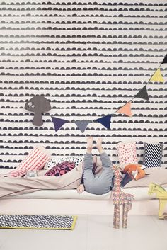 Ferm Living Scandinavian children's interior design NEWS for AW13 | Little Scandinavian