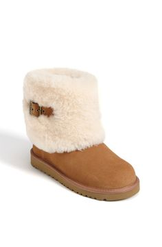 Fall Uggs for little girls - 2012