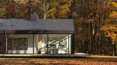Verfijnde detaillering en de ambachtelijke, zorgvuldige uitvoering zijn kenmerken van Brouwhuis ontworpen door Bedaux de Brouwer Architecten