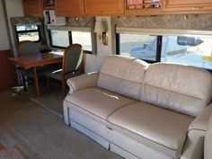 2003 Used Winnebago Adventurer 35U Class A in Nevada NV.Recreational Vehicle, rv, 2003 Winnebago Adventurer 35U, 2003 Winnebago Adventurer 35 U Mileage: 42,000 miles This is a 35 foot 2003 Winnebago Adventurer in good condition, inside and out. It runs and drives perfect. It has a Workhorse W-22 chassis with a Chevrolet 8.1 Vortec engine and Allison 1000 automatic transmission. It has been well maintained. It has two slides with roller awnings over each as well as a large awning that covers…