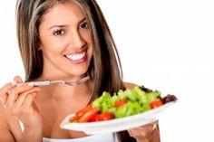 Alimentação saudável para secar barriga