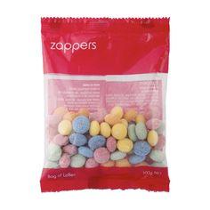 100g Zappers Chewing Gum | KmartNZ