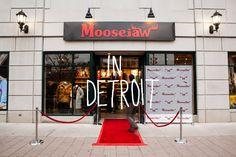 Moosejaw's Pop-Up Shop in Detroit
