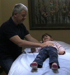Cranio Sacral Therapy and Children