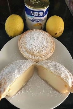 You can make lemon tart pies in your pie maker Mini Pie Recipes, Lemon Recipes, Sweet Recipes, Baking Recipes, Lemon Desert Recipes, Yummy Recipes, Just Desserts, Delicious Desserts, Dessert Recipes