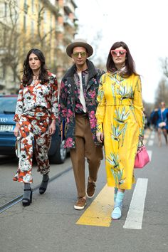 Street Style Trends Fall 2016 - Street Style Trends from Fashion Month Fall 2016