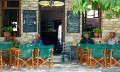 Platanos Cafe, Filoti, Naxos