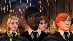 A first look at Harry Potter: Hogwarts Mystery mobile game