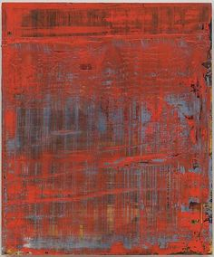 Gerhard Richter Abstract Painting (908-7), 2009