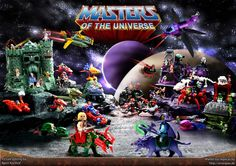 Masters of the Universe by Orion Pax