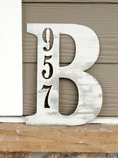 Your Number is Up - House Numbers House Address Sign, Address Plaque, Address Numbers, Address Signs, Metal House Numbers, House Number Signs, Farmhouse House Numbers, Table Diy, Halloween Mason Jars