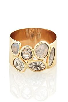 25 Unique Rings For The Offbeat Bride #refinery29  http://www.refinery29.com/67769#slide18