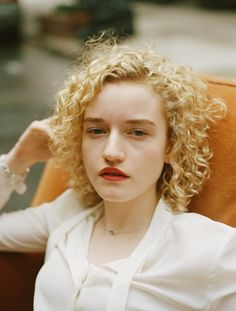 Julia Garner by Chad Moore