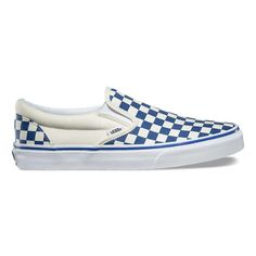 Vans Primary Check Slip-On Vans Slip On Checkered 3b89ae81d