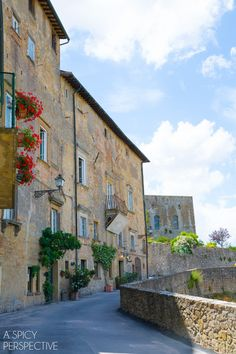 Exploring Tuscany: The Hill Towns