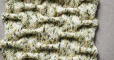 Animal Print Rug, Knitting Patterns, Detail, Tips, Ideas, Linen Fabric, Knit Patterns, Knitting Stitch Patterns, Thoughts