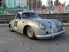 Outlaw 356 Advance Auto Parts is your source for quality auto parts, advice and accessories 855 639 8454 Save 20 % on your order Promo Code Porsche Panamera, Porsche 356 Speedster, Porsche Sports Car, Porsche Cars, Ferdinand Porsche, Vintage Porsche, Vintage Cars, Aston Martin, Monte Carlo