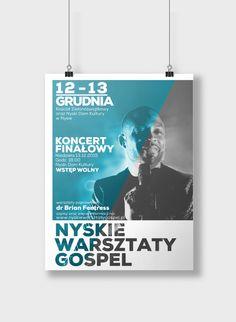 Gospel workshop poster #nwg