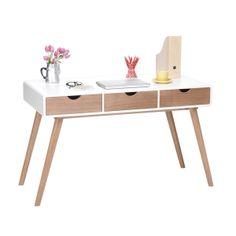 Buy Isabella Office Desk   Retro Office Desks   Desks – Retrojan