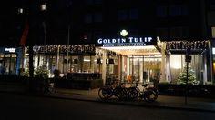 Golden Tulip Berlin - Hotel Hamburg 2016 weihnachtlich geschmückt