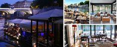 Ristorante, lounge bar, eventi. Un luogo magico, sul Tevere | Baja Roma
