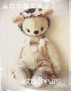 hedgehog teddy-bear