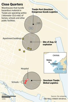 In China's Tianjin, toxic goods are stored near homes, schools http://on.wsj.com/1K6a6aK via @WSJ