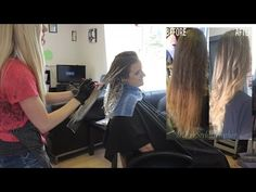 Balayage Ombre Tutorial with Olaplex Treatment!  #CarolinaStyleHairSalon Beautiful Balayage Ombre Tutorial at Salon with Olaplex Treatment for Healthier Shiny Hair!  https://www.youtube.com/watch?v=HRS1U5NyhxY
