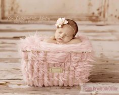 Let's get the creativity flowing with some fun ideas on working with these unique newborn props!