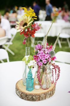 I love all the different glassware! Photography by ashleyforrette.com