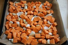 Édesburgonya recept 3 Lunch Recipes, Healthy Recipes, Sweet Potato, Carrots, Low Carb, Potatoes, Fruit, Vegetables, Runaway Train