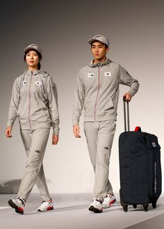 136bc1c82c83 South Korea Unveils Olympic Uniforms With Zika in Mind - NYTimes.com South  Korea