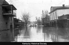 The Flood of 1937, Kentucky.