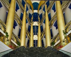 The World's Most Luxurious Hotel: Burj Al Arab luxury experience, luxury hotels, hotel interior design, luxury lifestyle, world's most exclusive hotel suites #luxuryhotels #luxurydesign #dubai