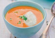 Krémová dýňová polévka dle časopisu F.O.O.D.