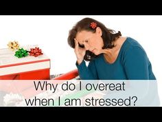 "Do you ever wonder ""Why do I overeat when I'm stressed?"" Watch this video about why stress leads to overeating, and what you can do about it, by Am I Hungry? Michelle May. Why Do I Overeat, Social Work Research, Therapy Tools, Binge Eating, Dbt, Cognitive Behavioral Therapy, Mindful Eating, Neuroscience, What You Can Do"