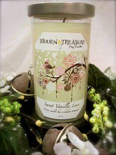 Hidden Treasure Candles Flash Giveaway!