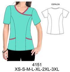 Dental Health Important Dental Scrubs, Scrubs Pattern, Sewing Sleeves, Medical Uniforms, Fashion Design Sketches, Dress Sewing Patterns, Fashion Sewing, Diy Clothing, Refashion