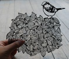 Beautiful Laser Cut Paper